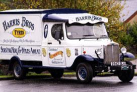 Van Wrap Company in Davenport