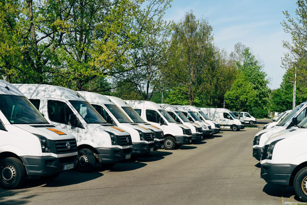 Fleet Wrap Services in Davenport