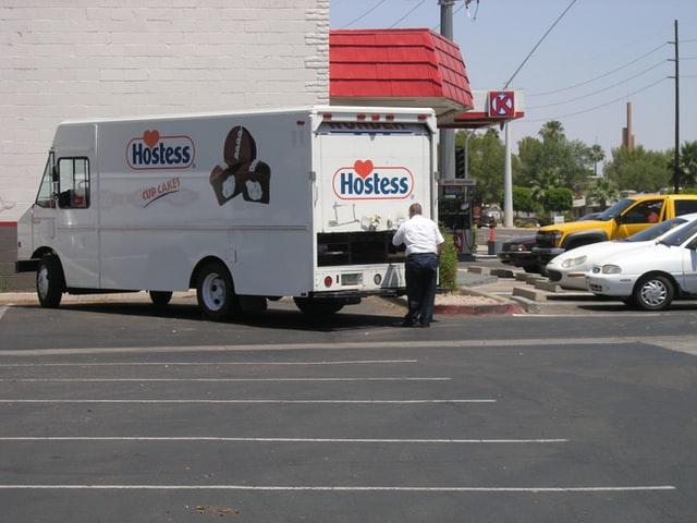 Commercial Van Wrap Advertising